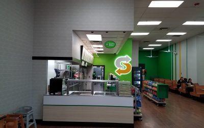 Haines City Walmart Remodel