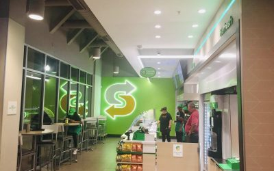 Subway 562 Re-Opening!