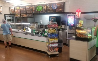 Subway 36536 Remodel